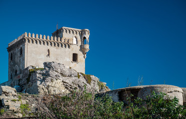 Castillo de Santa Catalina. Tarifa. Spain