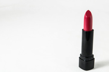 Lipstick in Black Container
