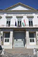 Palazzo Sándor, Budapest.