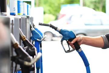Kraftstoff tanken