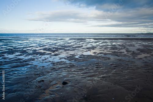 Edynburg plaża North Berwick