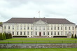 canvas print picture - Präsidentensitz: Schloss Bellevue in Berlin / Deutschland