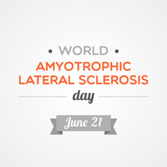 World Amyotrophic Lateral Sclerosis Day