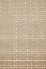 texture brick wall beige color