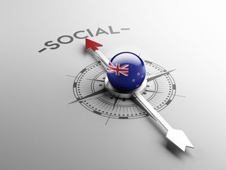 New Zealand Social Concept