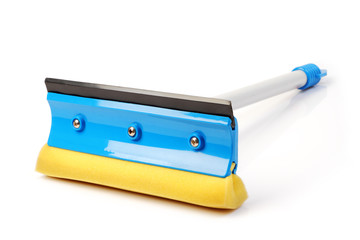 Windshield cleaning tool