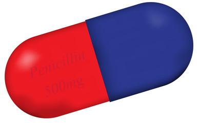 Penicillin Capsule