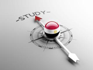 Egypt Study Concept