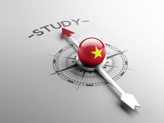 Vietnam Study Concept