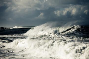 Burza w Oceanie