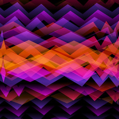 Psychedlic abstract background