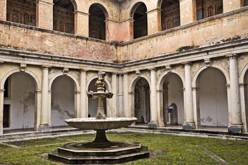La Certosa di San Lorenzo - Padula