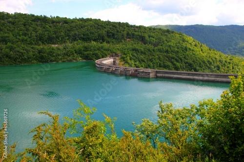 Barrage de Vouglans, Jura - 65869726