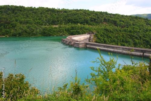 Barrage de Vouglans, Jura - 65869776