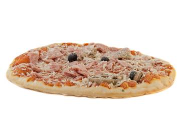 beautiful italian pizza