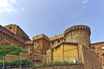 Fortezza di Volterra, Carcere