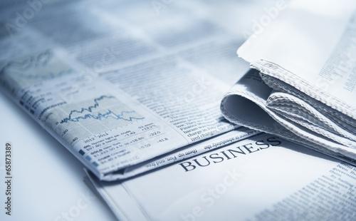 newspaper. - 65873389