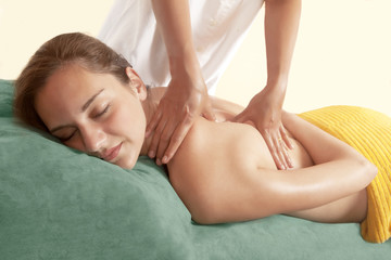 Chiropractic massage and body therapy women