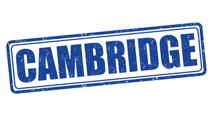 Cambridge stamp