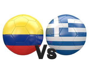 Match du groupe C, coupe du monde 2014