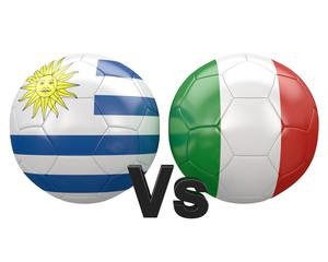 Match du groupe D , coupe du monde 2014