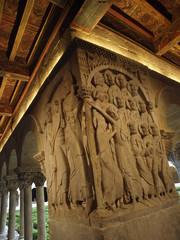 Claustro del convento de Santo Domingo de Silos