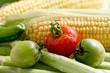 トマトと夏野菜