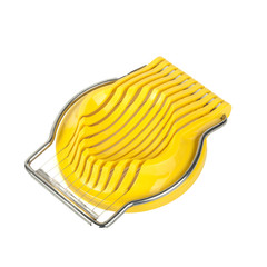 isolated egg slicer