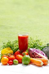 野菜ミックスジュース