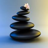 3d zen- spa stones