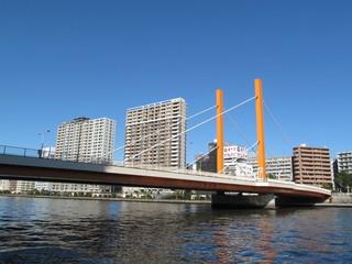 隅田川の新大橋