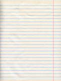 Fototapety Notebook Paper