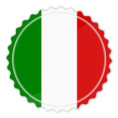 Plakette Italien
