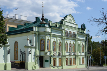 Kazan, Lobachevsky Street 6, building Spiritual Administration o