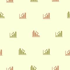 seamless background: chart