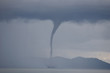 Waterspout on the ocean - 65886951