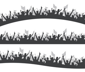 Fans - verschiedene Formen