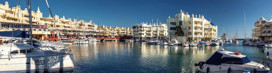 Puerto Marina. Benalmadena, Spain