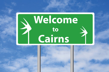 Welcome to Cairns