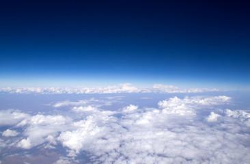 Aerial sky
