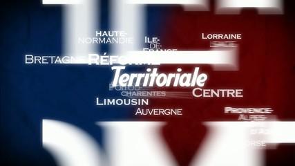 Réforme territoriale redécoupage des régions collectivités