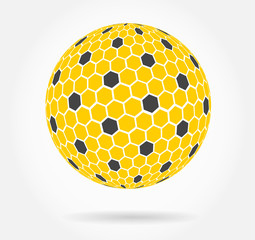 honeycomb sphere symbol