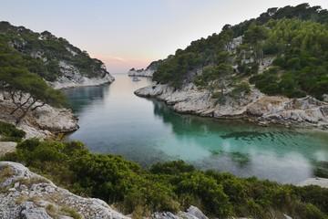 Calanque de Port Pin, Marseille - France