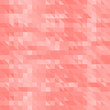 Abstract geometric background, pink triangles