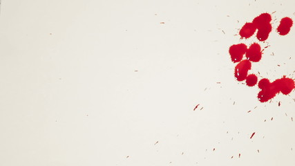 Blood Splatter 09