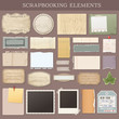 Vector Scrapbooking Elements