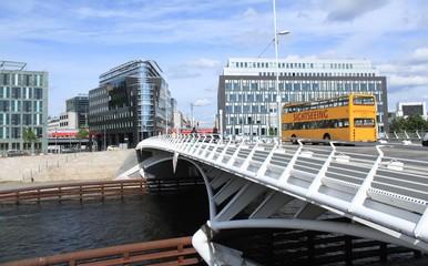 Kronprinzenbrücke in Berlin-Mitte