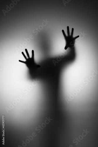 Zdjęcia na płótnie, fototapety, obrazy : Ghosts Hand