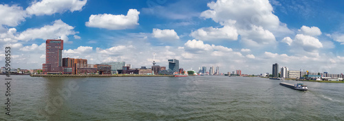 canvas print picture Rotterdam