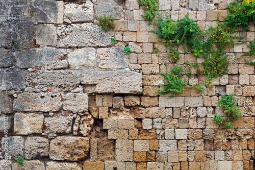 altes Mauerwerk - 65911382